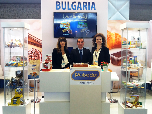 Pobeda took part at the annual PLMA Exhibition